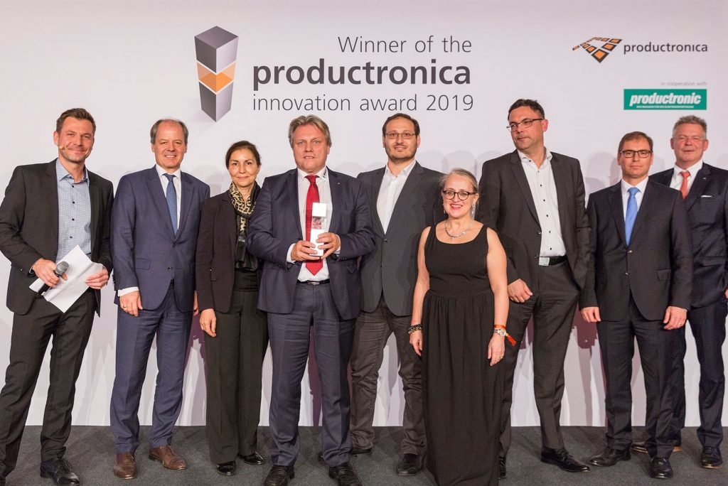 Verleihung Innovation Award 2019