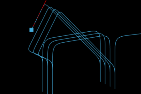 Smooth 3D - Trajectory - Real Positions