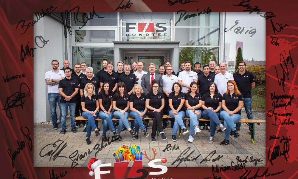 Das Team von F&S BONDTEC dankt für Ihr Vertrauen